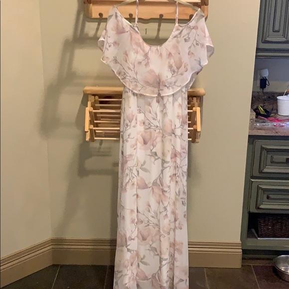 Show Me Your MuMu Dresses & Skirts - Pastel Floral Maxi Dress